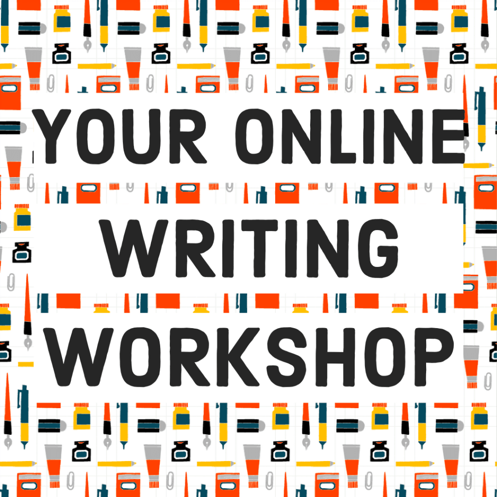 your online writing workshop